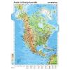 Stiefel Észak- és Közép-Amerika domborzata és gazdasága