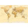 Stiefel Eurocart Kft. A Föld országai (Stiefel) antik, mágnesezhető, fémkerettel