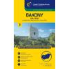 Stiefel Eurocart Kft. Bakony-dél/Somló turistatérkép