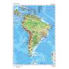 Stiefel Eurocart Kft. Dél-Amerika domborzata
