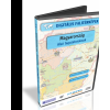 Stiefel Eurocart Kft. Digitális Térkép - Magyarország - Alsó tagozatosoknak (5 térkép)