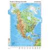 Stiefel Eurocart Kft. Észak- és Közép-Amerika domborzata és gazdasága