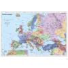 Stiefel Eurocart Kft. Európa országai, mágnesezhető, fémkerettel