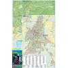 Stiefel Eurocart Kft. Gyöngyös térkép tűzhető,keretezett
