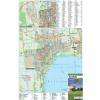 Stiefel Eurocart Kft. Keszthely térkép tűzhető,keretezett