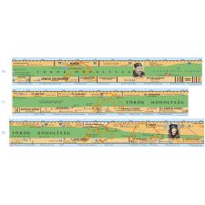 Stiefel Eurocart Kft. Magyar történeti áttekintés időszalag (6. rész - A török hódoltságtól-II. Rákóczi Ferencig) történelem