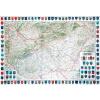 Stiefel Eurocart Kft. Magyarország domborított térképe
