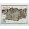 Stiefel Eurocart Kft. Magyarország domborzata és vizei fakszimile dombortérképe