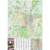 Stiefel Eurocart Kft. Zalaegerszeg térkép tűzhető,keretezett