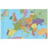 Stiefel Európa autótérkép