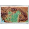 Stiefel Kárpát-medence dombortérképe
