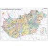 Stiefel Magyarország talajtani térképe könyöklő