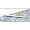 Stiefel Térképsín -ML140- 140cm STIEFEL <2db/dob>