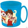 Stor csésze Yo Kai óra karóra mikrózható gyerek