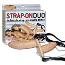 Strap-On Duo Vibro felcsatolható eszközök