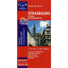 Strasbourg térkép - IGN