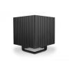 Streacom ST-DB4B Fanless Cube Fekete (táp nélkül) (ST-DB4B)