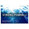 Strong Strong Power Max - étrendkiegészítő kapszula férfiaknak (4db)