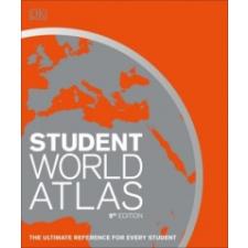 Student World Atlas – DK idegen nyelvű könyv
