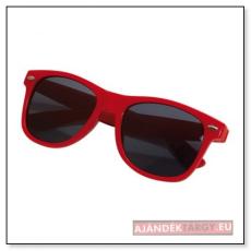 Stylish napszemüveg, piros
