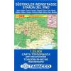 Südtiroler Weinstrasse / Strada del Vino térkép - 049 Tabacco