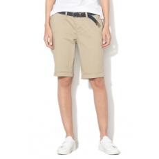 Superdry , International City chino bermuda nadrág levehető övvel, homokbarna, 10 (SD0APG71000TQ0000000-PZA-10)