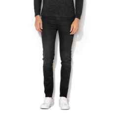 Superdry , Travis skinny fit farmernadrág, Fekete, 34 (SD0APM70002ER0000000-VF1-34)