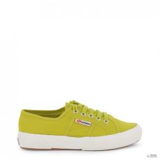 Superga női edzőcipő edző cipő 2750-COTU-klasszikus_S000010-C28_APPLE-zöld