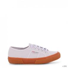 Superga női edzőcipő edző cipő 2750-COTU-klasszikus_S000010-G35_VIOLET-LILAC-GUM