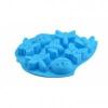 Sütőforma szilikon, lepke-katica kék (12383)