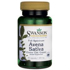 Swanson Full Spectrum Avena Sativa 400mg 60 kapszula vitamin és táplálékkiegészítő