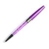 Swarovski kristályos golyóstoll fekete tintával - lila