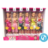 Sweet girl Beauty divatos barbie baba- 5-ös számú -Új