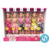Sweet girl Beauty divatos barbie baba- 6-os számú -Új