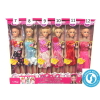 Sweet girl Beauty divatos barbie baba- 8-as számú -Új