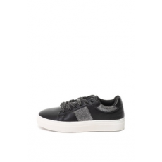 Sweet Years , Műbőr sneakers cipő, Fekete, 41 (SW82219-BLACK-41)