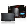 Sweex 3.5\'\' merevlemez ház  SATA II  USB 3.0