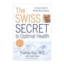 Swiss Diet for Optimal Health – Susan Wyler idegen nyelvű könyv
