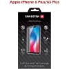 Swissten 3D Full Glue iPhone 6 Plus/ 6S Plus készülékhez, fehér