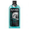 Syoss Purify & Care Roots and Tips sampon zsíros hajtövekre & száraz hajvégekre 500 ml