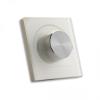 SysCon 1 zónás fehér elemes asztali LED távvezérlő forgatógombbal