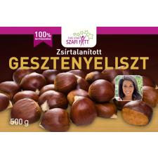 Szafi Fitt Zsírtalanított gesztenyeliszt, 500 g reform élelmiszer