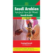 Szaud-Arábia autótérkép - f&b AK 106 térkép