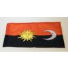 Székely harci zászló hajóra (20X30 cm)