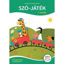 Szendreiné Petrik Katalin SZENDREINÉ PETRIK KATALIN - SZÓ - JÁTÉK - 1. OSZTÁLY ANYANYELVI GYAKORLÓFÜZET tankönyv