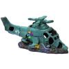 Szer-Ber Helikopter roncs dekor akváriumba