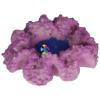 Szer-Ber Lila korall levegőporlasztós akvárium dekoráció
