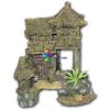 Szer-Ber Mocsári erőd akvárium dekoráció