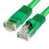 Szerelt patch kábel UTP Cat6 20 m PVC ZÖLD