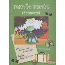 Szerzői kiadás Teknőc Tamás történetei II. kötet irodalom